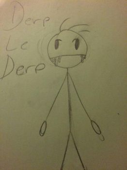 derp le derp by y.t.  by icarly99