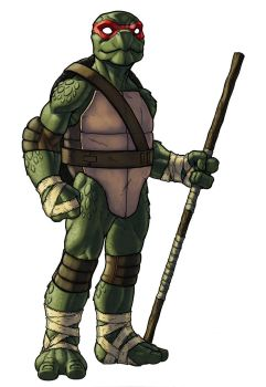Donatello by monstrous64