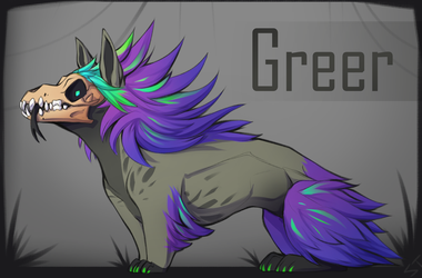 [CLOSED] Adopt Auction - Greer by Terriniss