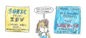 Sally Acorn - Decisions, Decisions by dth1971