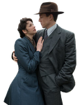 Frank and Claire Randall 3 Png by DLR-Designs