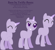 MLP Base 348 by ShiiBases