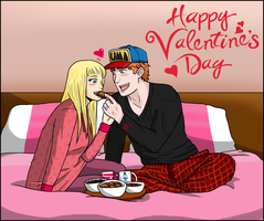 Happy Valentines Day by AngelCou