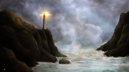 -Lighthouse- by SoulRansome