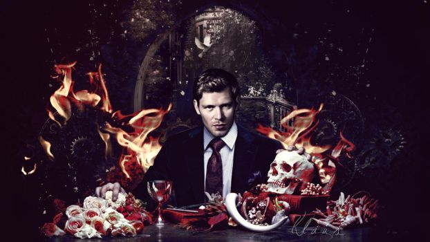 #Klaus Mikaelson by GalleryGestapo