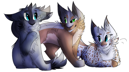 1, 2, 3 :COMMISSION: by xXNeptunneXx