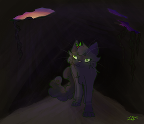 hollyleaf by MightystarEL