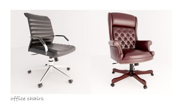 office chairs by RullyArt