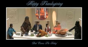 Star Wars - Thanksgiving by TheSnowman10