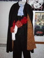 The Count of Monte Cristo by Lady-Tigress