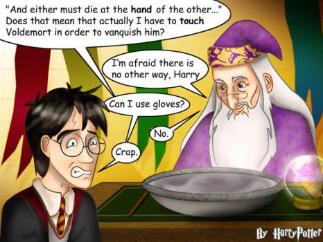 The Prophecy by Harry-Potter-Spain