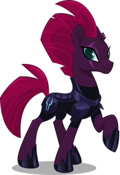 Tempest Shadow by InfiniteWarlock