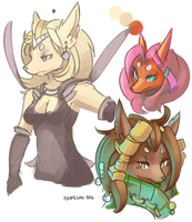 Arting by Kameloh