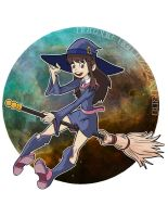 Little Witch Academia by RobBlizzard
