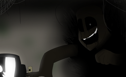 SCP106 by memeyedgelord