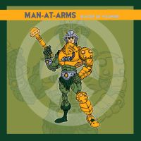 Man-at-Arms by thejason10
