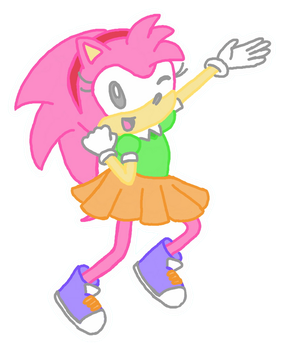 Classic Amy by jeh-jeh-rocket