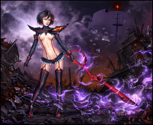 Kill la Kill by Candra