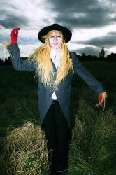 Scarecrow by TheMakeupArtist