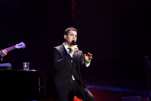 Michael Buble by zgadujkty