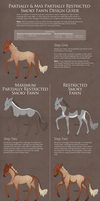 Part Restricted Smoky Fawn Guide by TigressDesign