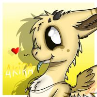 Akira The Dutch Angel Dragon (Fursona) by FireLuna783