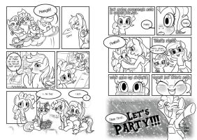 MLP fan comic PARTY!! #12 translated ver. by mrs1989