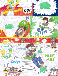 Platformers - Let'sa Go - Page 20 by ClaireAimee