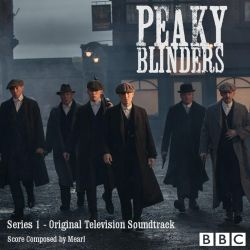 Peaky Blinders soundtrack album cover season 1 by TimeyWimey-007