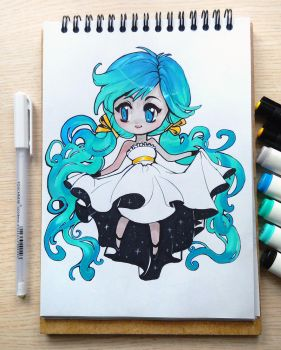 Copic Artwork by AonikaArt