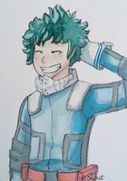 Deku, My Son by ScoutCritter