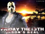 Friday the 13th - Jason's Real by TristanHartup