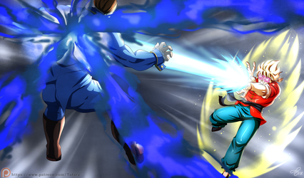 Commission: Dramatic Finish by R-Legend