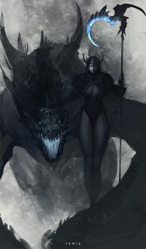 Mother of Dragon by Juniu21