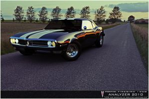 Pontiac Firebird 1968 by AnalyzerCro