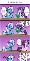 MLP: I Think She's Mad by AcesRulez13