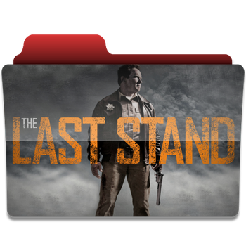 The Last Stand folder icon by PanosEnglish