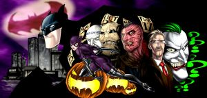 Batman:The Long Halloween by TheRealSurge