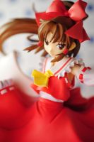 The Shrine Maiden of Paradise by Miettechan