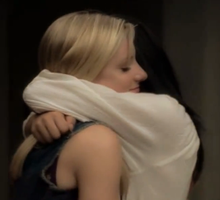 Brittana: Huggles by TheGreatQuince