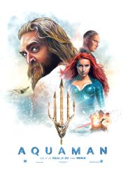 Aquaman Poster by sorin88