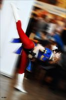 SF V Chun Li by MayWolf23