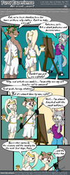Furry Experience Fan Comic by MCfromMcity