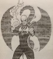 Iron Fist by PPPub