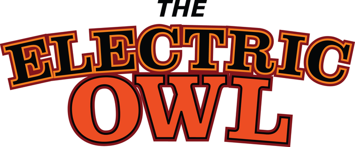Electric Owl Logo 1 by LoranJSkinkis