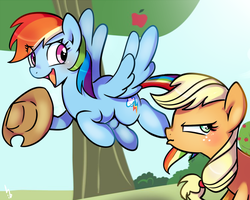 Rainbow, Give Me Back! by Haden-2375
