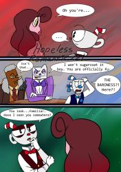 Sweet Wagers: Page 9 by hopelessromantic721