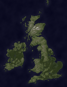 Post-Apocalyptic British Isles (Rifts RPG) by Will-Erwin