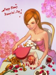 Bloody Valentine's day by Micchu