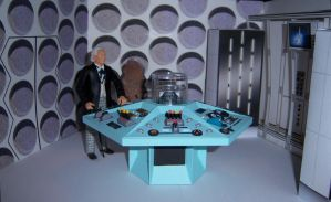 First Doctor Control Room by MisterBill82
